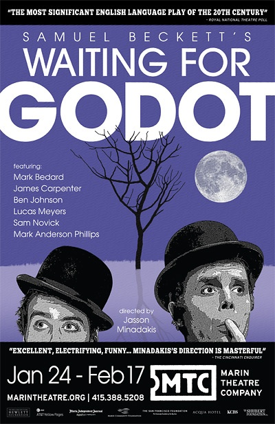 An overview of absurdity in the play waiting for godot by samuel beckett