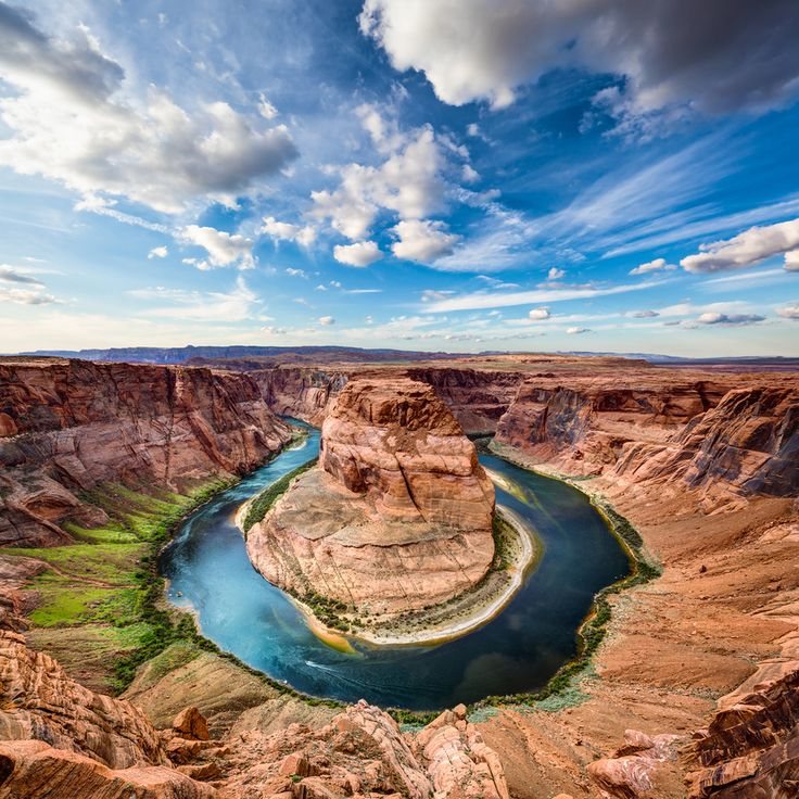 Horseshoe Bend, United States   30 Sights That Will Give You A Serious Case Of Wanderlust