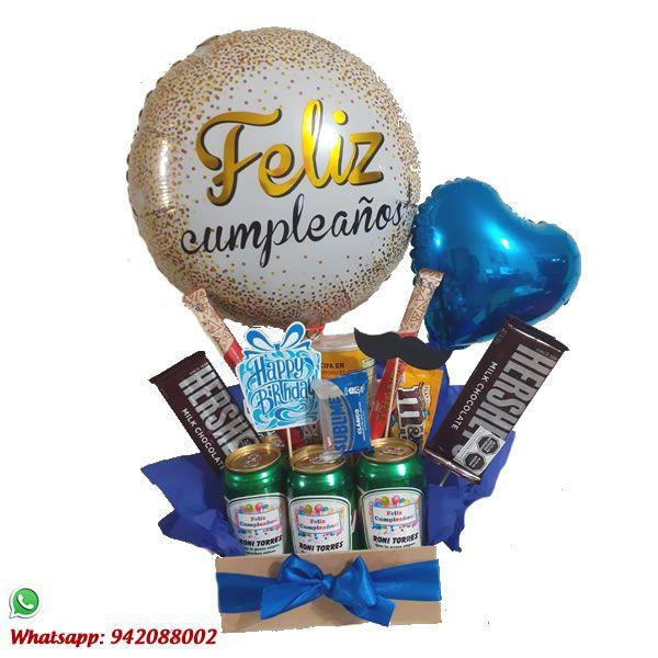 Regalos De Cumpleaños Delivery De Regalos Detalles Cumple Decoración Con Globos Cumpleaños Regalos Para Hombres Cumpleaños Decoraciones De Globos Para Fiesta