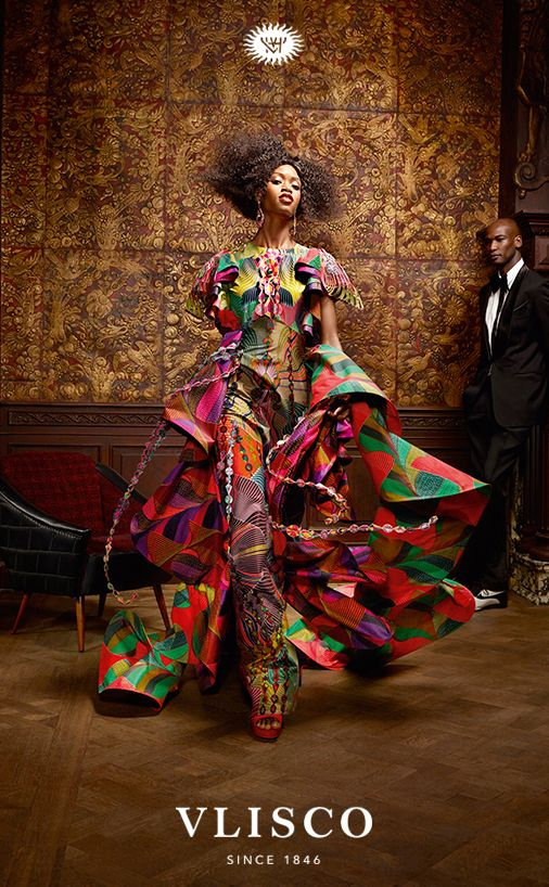 NEW COLLECTION - SPLENDEUR You will dazzle in the limelight with our new collection SPLENDEUR. With Splendeur, everything will pale into insignificance next to you. Take to the stage and shine! Shop the new collection at vlisco.com.