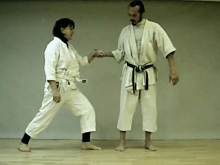 Karate Training - KIHON N°3: Keri waza - Nambucca Heads (NSW) - Mid Nort...