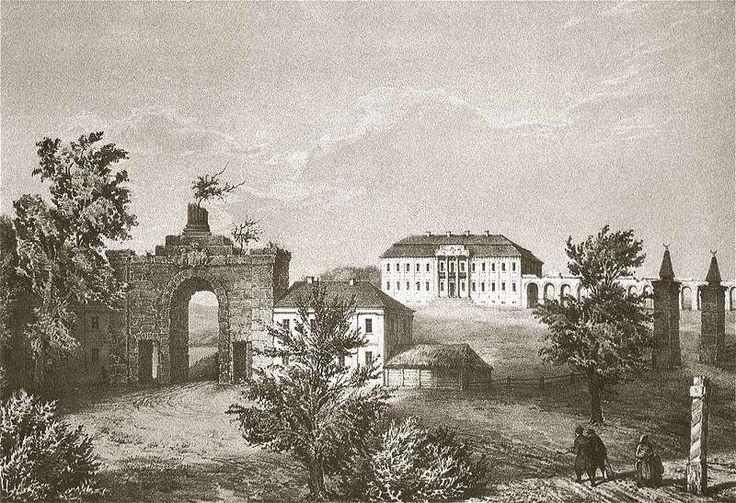 ROŻANA  (G. Grodzieńska)  Posiadłość familij Sapiehów. W kaplicy Pałacu przez lat kilka spoczywało ciało S-go Kazimierza uwiezione z Katedry Wileńskiej w czasie wojen r. 1655. Ostatnim właścicielem Rożany był Eustachy Sapieha.