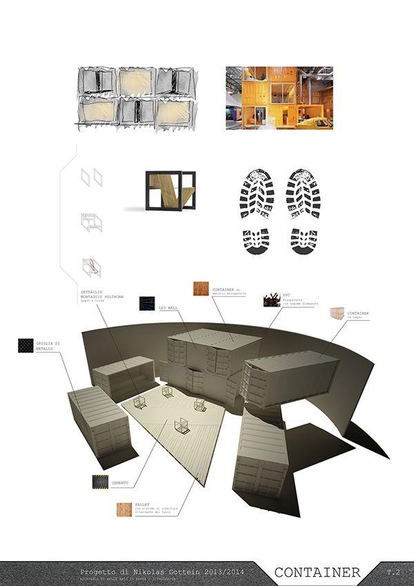 tv setdesign Nikolas Gottein on Behance