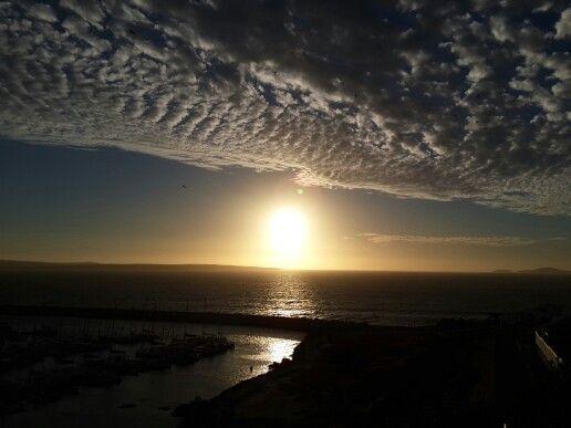 Sea sunset #beautiful #westcoast #southafrica
