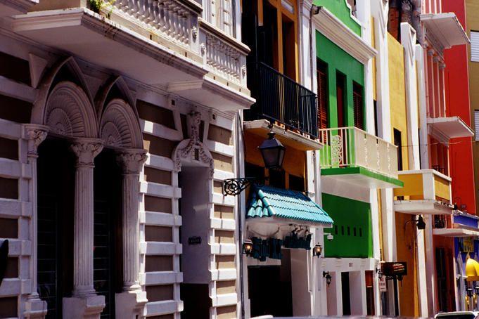 Old San Juan , Peurto Rico