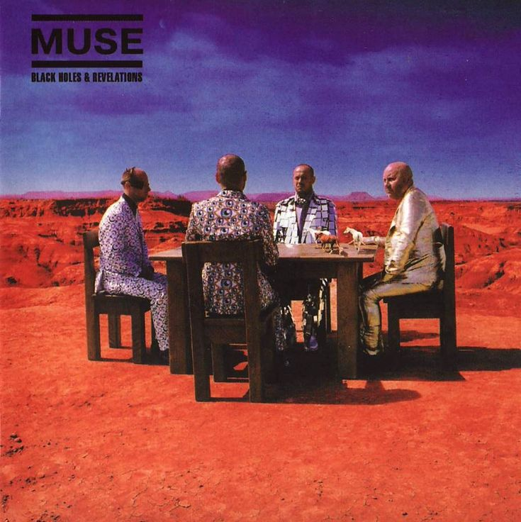 Black Holes and Revelations de Muse