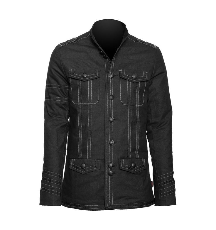 Black gothic jacket by Queen of Darkness