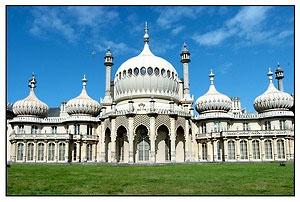 Brighton Pavillion, Brighton, East Sussex