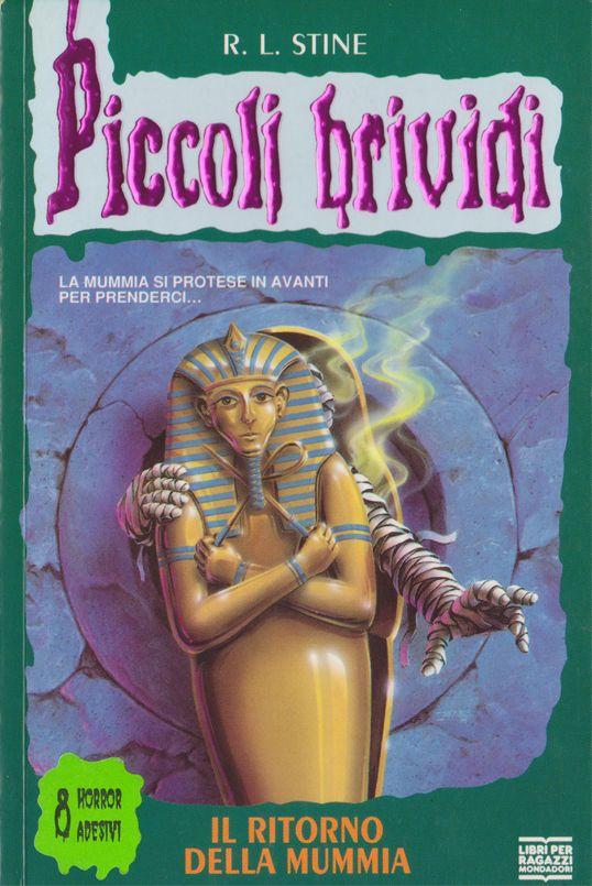 Piccoli Brividi 23 - Il ritorno della mummia (Return of the Mummy)
