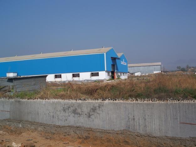 design of industrial sheds