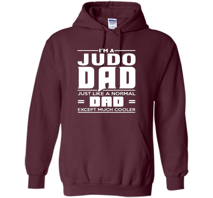 Judo Dad T-Shirt Martial Arts Fathers Day