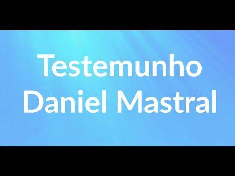 """Daniel Mastral - """"Testemunho"""" - gravado na Igreja Bola de Neve"""