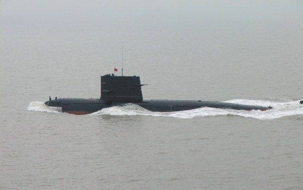 Chinese Submarine Headed to Gulf of Aden For Counter Piracy Operations http://news.usni.org/2014/09/30/chinese-submarine-headed-gulf-aden-counter-piracy-operations