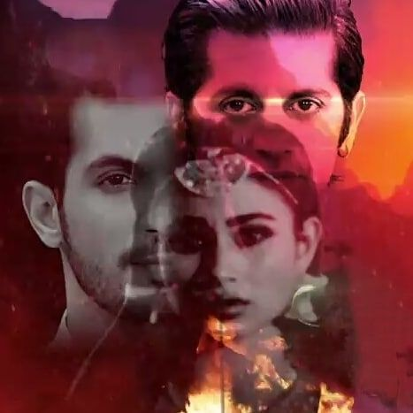 Arjun Bijlani, Karanvir Bohra and Mouni Roy, the leads of