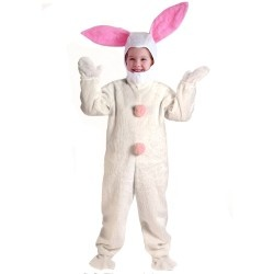 Easter Bunny Costume Idea