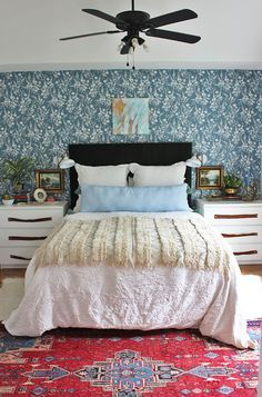 Bright And Cheery Master Bedroom Reveal