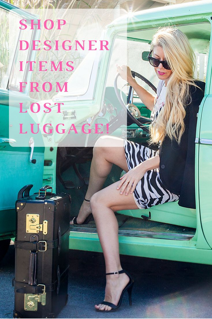 Wonder where lost luggage ends up?  Read all about Unclaimed Baggage Center from Travel and Fashion Blog TravelLoveFashion.com  Best thrift shop in the country, designer deals, Alabama, Road trip stops across America.