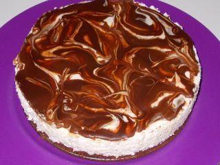 Delícia de natas e chocolate - Receita Petitchef