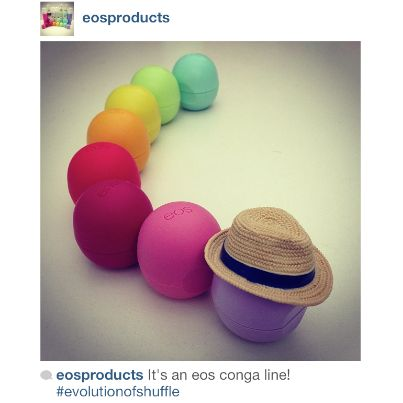 EOS LIP Balm Lipbalm Authentic Evolution Sphere Organic 10 Flavours YOU Choose | eBay