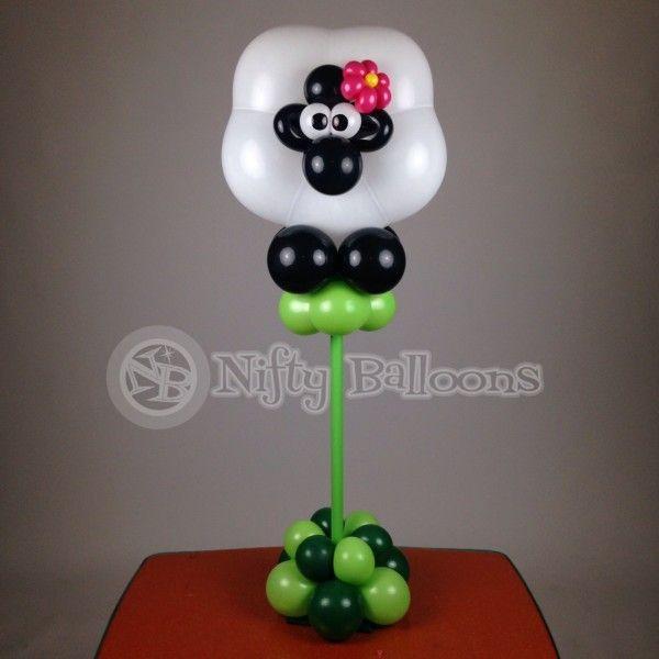 Ponad 25 najlepszych pomys w na temat zwierz tka z for Balloon decoration los angeles