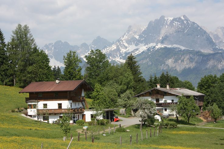 Vakantiehuis Winklschattseite 72 in Sankt Johann in Tirol, Tirol
