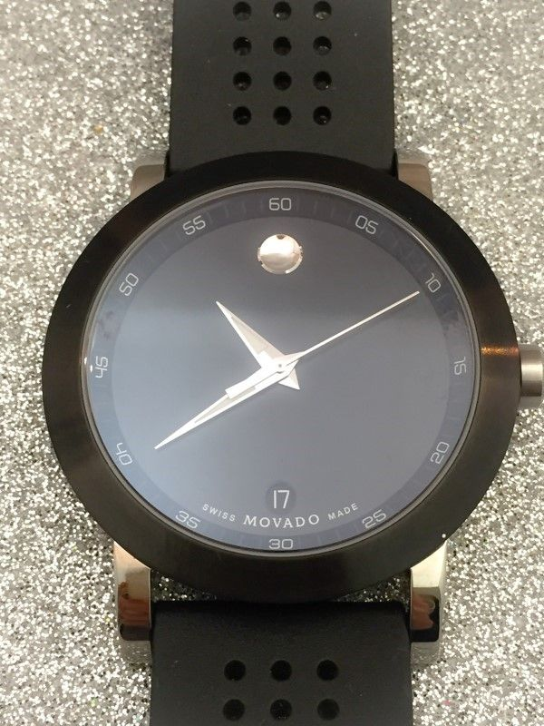 249 Best Images About Mens Fashion On Pinterest: $249 OR BEST OFFER AND IT'S YOURS MENS MOVADO WRISTWATCH