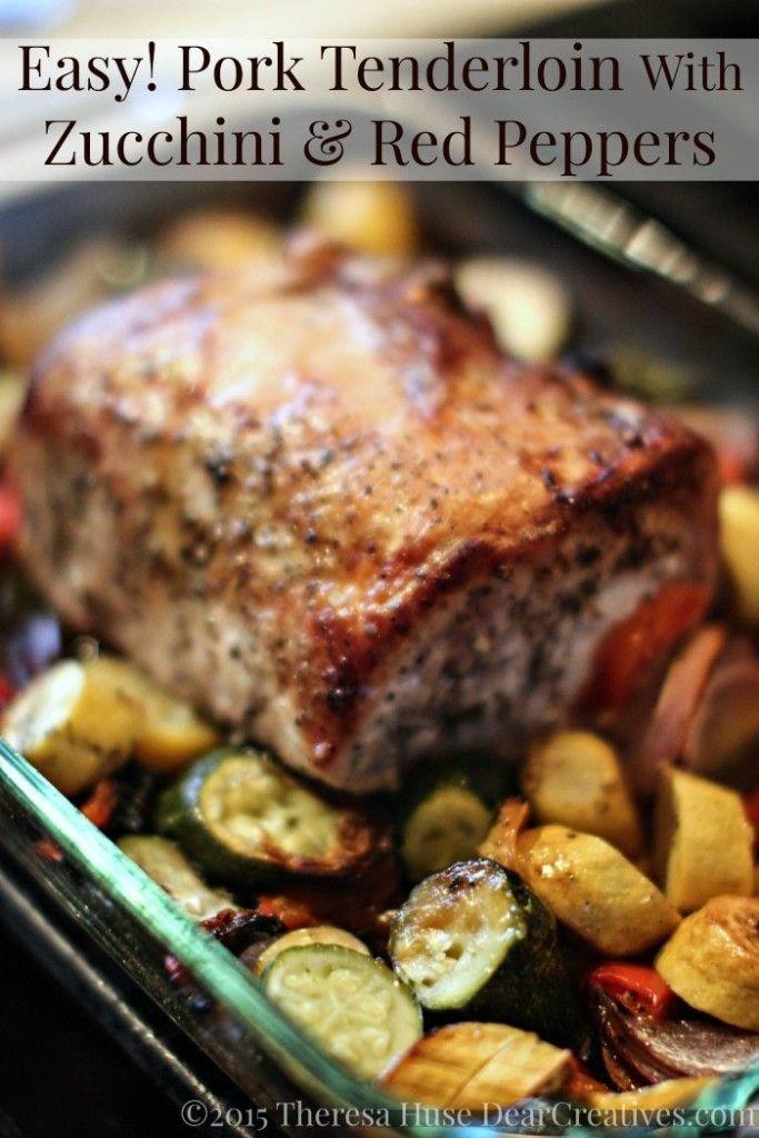 Die besten 25+ Oven roasted pork tenderloin Ideen auf Pinterest