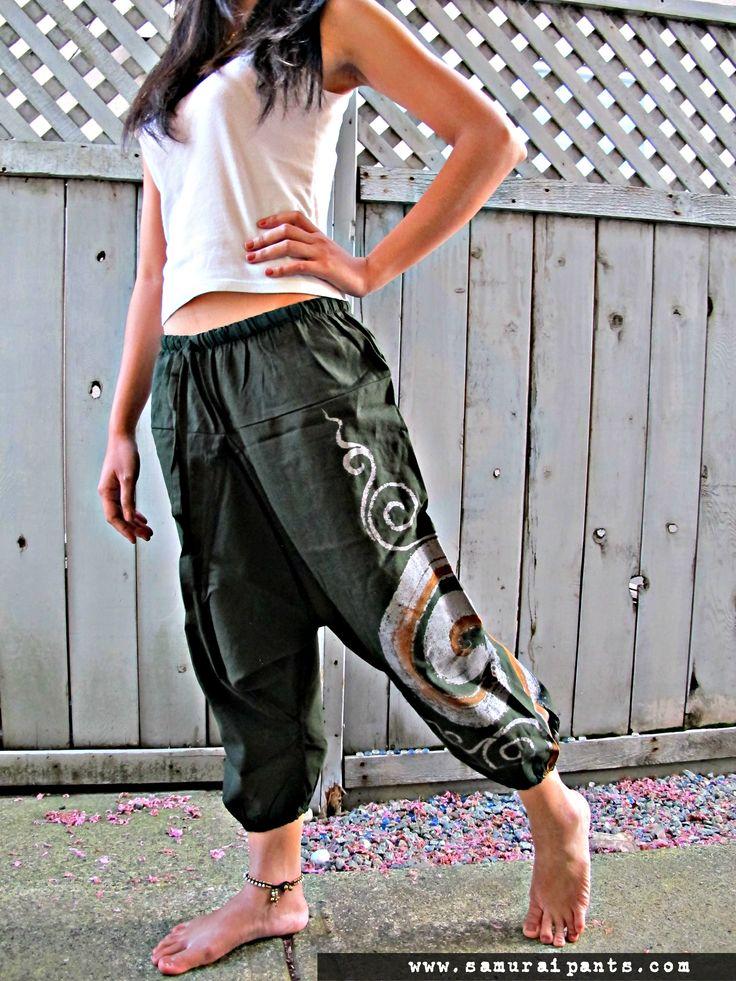 #harempants #samuraipants #ninjapants #thaipants #parkourpants #yogapants #comfypants