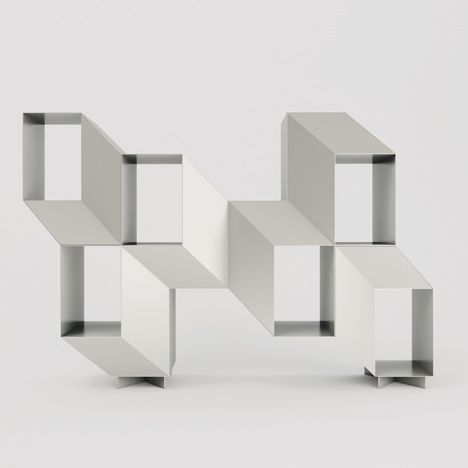 metal furniture design. la chance launches at most art 3darchitecture artjapanese architecturefurniture designmetal metal furniture design