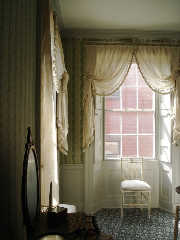 1000 Ideas About Vintage Window Treatments On Pinterest