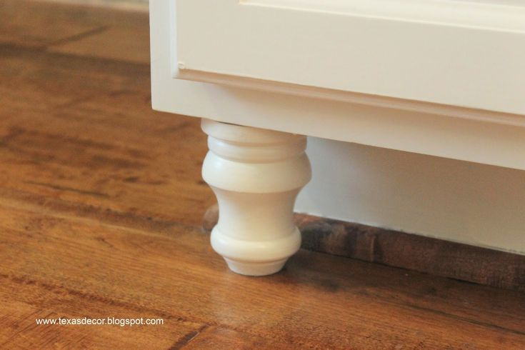 104 Best Images About Adding Furniture Legs On Pinterest