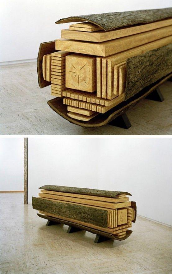 How Wood is Cut: