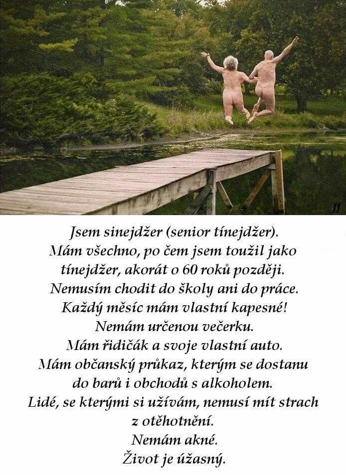 Sinager (senior teenager)