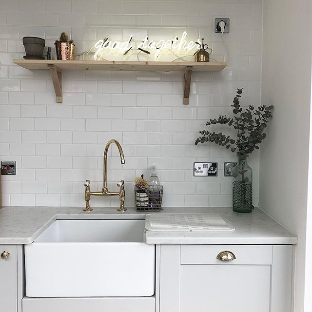 Thank You Renovating In Leytonstone For Sharing This Image Of Your Chic Kitchen Corner Created Using Our Fairford Dove Grey Cabinets Add