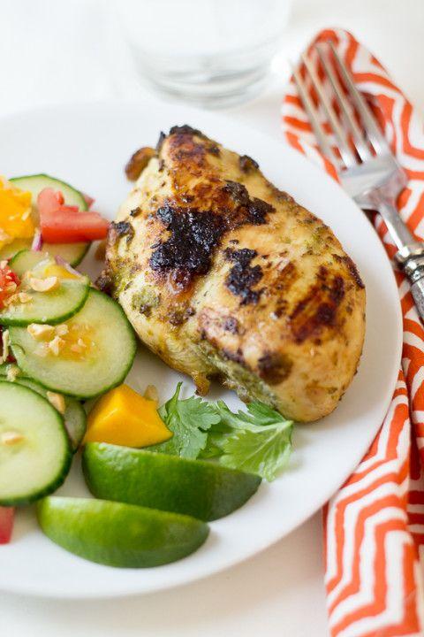 Healthy Jamaican Jerk Chicken Recipe