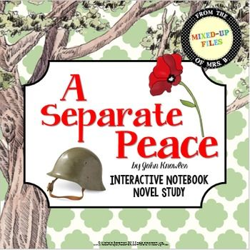 an analysis of the novel separate peace by john knowles A separate peace summary - a separate peace by john knowles summary and analysis.