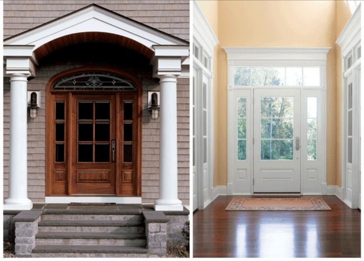 Entrance Double Door Designs For Houses – Appchat Co