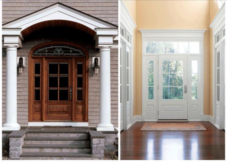 Wooden Front Door House Front Door Design Door Design Interior Wood Exterior Door