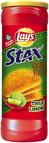 Lay's Stax, Que Rico Chili Limon, 5.5 Oz | Jet.com