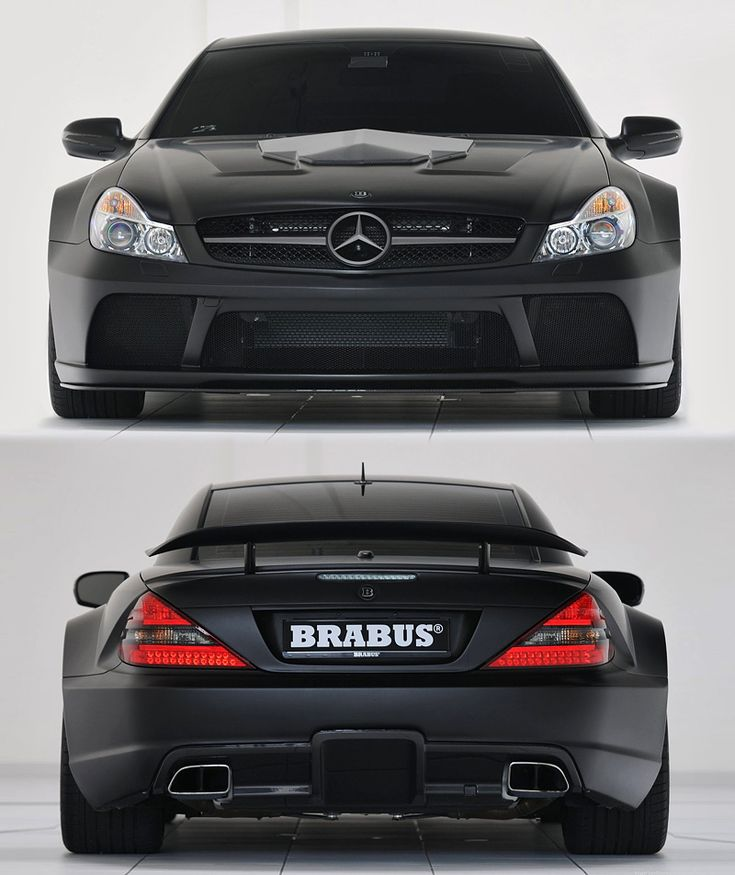1000 images about b r a b u s on pinterest mercedes for Mercedes benz sl65 amg black series price