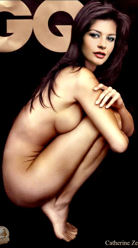 Katherine Zeta Jones Nude Photos