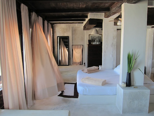 i want my house to look like this hotel!   Coqui Coqui, Tulum, Mexico