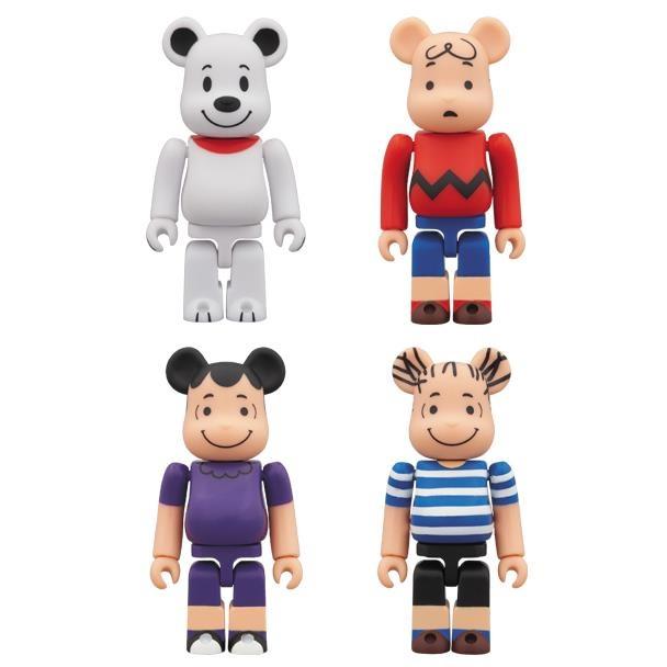 "Medicom Toy Bearbrick 2012 ""PEANUTS"" Collection"