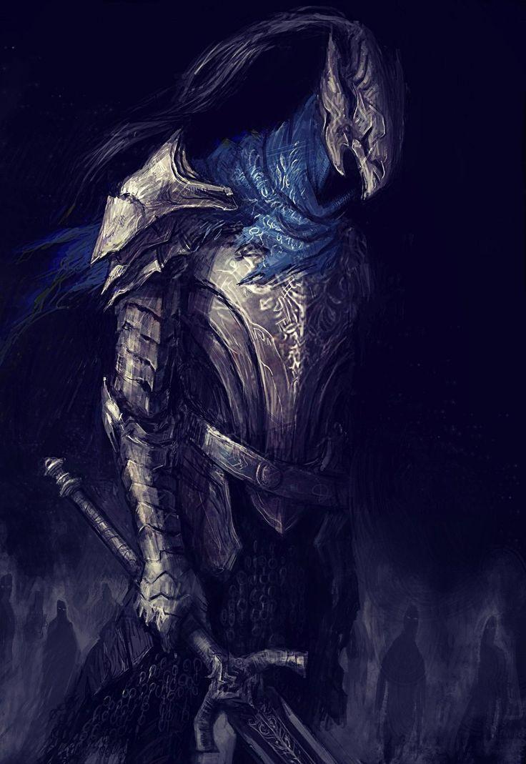 Artorias the Abysswalker by Vulpes-Ibculta.deviantart.com on @DeviantArt