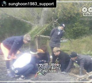 16 個讚,1 則留言 - Instagram 上的 Debbie Moh(@debbie_moh):「 #Repost @sunghoon1983_support ・・・ [ 8/9 ] #SUNGHOON OFFICIAL PHOTO from #SBS  Thank you <Jungle's… 」