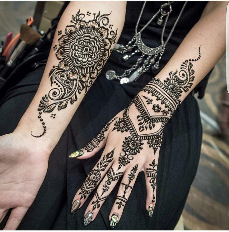 1000+ Images About Henna On Pinterest | Henna Designs Henna And Hand Mehndi Design