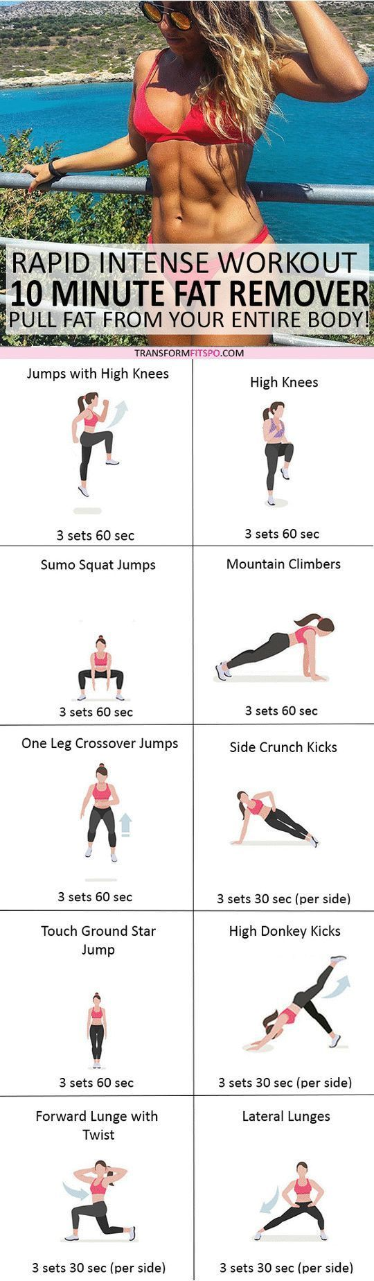 #womensworkout #workout #female fitness Repin and share if this workout gave you toned muscle! Click the pin for the full workout. fast fat loss diet