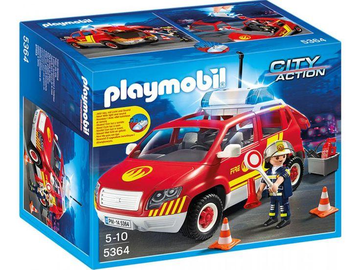 Playmobil - Véhicule d'intervention avec sirène #jeux #jouet #puériculture #bebe #bébé #maternité #listedenaissance #naissance #cadeaunaissance ##cadeau #futuremaman #grossesse #enceinte #chambreenfant #chambrebebe #playmobil #enfant #famille