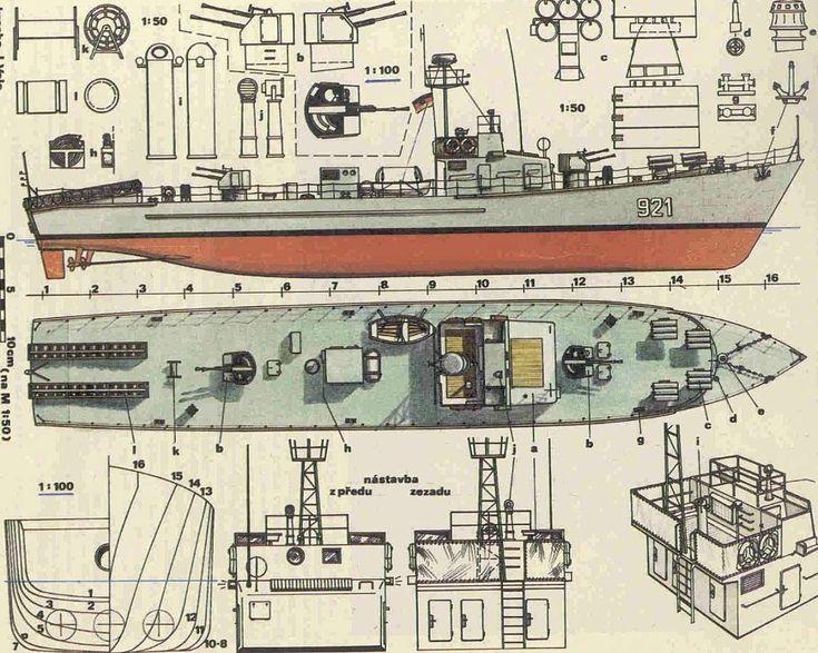 Photo Plan Patrol Boat Project 201m 921 Jpg