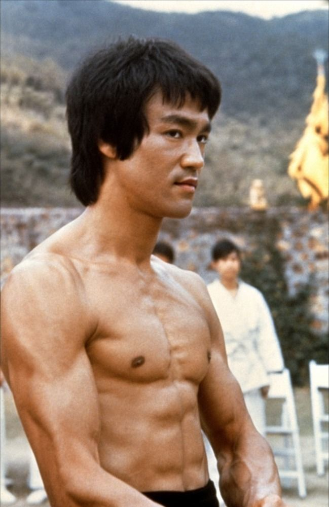 Enter the Dragon (1973) - Bruce Lee